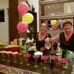 Fresh juices/cocktail party